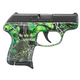 Ruger LCP Toxic Green .380ACP 2.75-inch 6rds