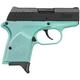Remington RM380 Robin's Egg Blue .380 ACP 2.9-inch 6Rds