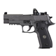 Sig Sauer P226 RX Legion Legion Gray Cerakote 9mm 4.4-inch 15Rds With Romeo 1 Mini Reflex Sight