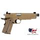 Kimber Desert Warrior Desert Brown .45 ACP 5.5-inch 8Rds