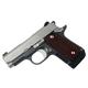 Kimber Micro 9 CDP 9mm 3.15-inch 6rd Satin Silver
