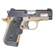 Kimber Micro 9mm 3.15-inch 7rd Desert Night Laser Grips