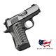 Kimber Micro 9 Eclipse Stainless / Black 9mm 3.15-inch 7Rds