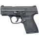 SMITH AND WESSON M&P40 SHIELD M2.0 Black 40 S&W 3.1-inch 7rd