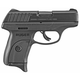 Ruger EC9s Black 9mm 3.12-inch 7Rds