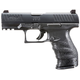 Walther PPQM2 Black 9mm 4-inch 15Rds Tritium Night Sights