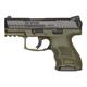 Heckler and Koch VP9SK Black / OD Green 9mm 3.39-inch 10Rds