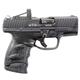 Walther PPS M2 RMS Black 9mm 3.18-inch 7Rds