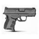 Springfield Armory XD-S Mod.2 9mm 3.3-inch 7Rds Fiber Optic Sights