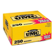 Remington Ammunition UMC .38 SPL 130GR MC 250Rds Mega Pack