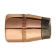 Sierra Sports Master Hangun Bullets  Copper  38 Spl    125 Grain  Diameter .357  Jacketed Soft Point  100 bullets
