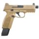 FN 509 Tactical Flat Dark Earth 9mm 4.5-inch 17Rds