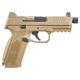 FN 509 Tactical Flat Dark Earth 9mm 4.5-inch 10Rds