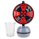 Spin The Wheel Shot Glass Drinking Game