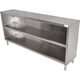 Stainless Steel Dish Cabinet - 60