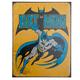 Batman Retro Metal Bar Sign