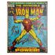 Iron Man Retro Metal Bar Sign