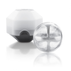 AnchorICE Sinking Silicone Ice Sphere Molds with Stainless Steel Frames - Set of 2