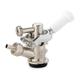 Low Profile US Sankey Keg Coupler - D System - Rotating Probe