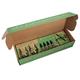 Beer Tasting Hop Exploration Kit - Includes Hop Concentrates, Glasses & Tasting Journals - 9 Pieces