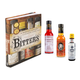 Bitters: A Spirited History Book & Bitters Gift Set - Includes 3 Bottles of Classic Bitters