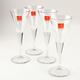 Bormioli Rocco Toscana Schnapps Glasses - 2 oz - Set of 4