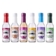 Fee Brothers Botanical Flower Water Collection - Set of 6 Bottles