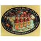 Coors Golden Beer Tin Sign