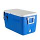 Single Faucet Jockey Box - 70' Coil - Faucet Hardware Kit
