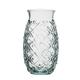 Primitive Pineapple Handblown Recycled Glass Tumbler - 24 oz