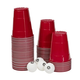 GoBig Red Party Cups - 36 oz - Sleeve of 50 - Includes 4 Large 2