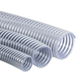 TigerFlex PVC Tubing with Rigid PVC Helix - Per Foot -For Forced Air Systems