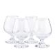 Biltmore Footed Brandy Snifter Glasses - 11.5 oz - Set of 4