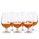 Urban Bar Crystal Malt Whiskey Nosing & Tasting Glasses - 6 oz - Set of 6