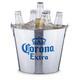 Corona Extra Galvanized Metal Beer Bucket