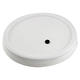 Replacement Lid for 6 Gallon Brew Bucket - With Airlock Hole