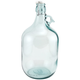 Wine Making Jug with Swing Cap - 5 Liters - Glass