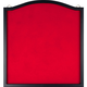 Dart Backboard Red Felt Wall Protector