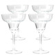 Bormioli Rocco Party Margarita Glasses - 11.25 oz - Set of 4