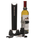 Berghoff Studio Wine Tool Gift Set with Electric Bottle Opener - 8 Pieces