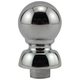 Ball Top Finial For Beer Tap Handle - Chrome