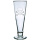 Skull & Crossbones Pilsner Beer Glass - 16 oz