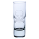 Skull & Cross Bones Cordial & Shooter Glass - 2.5 oz