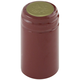 Thermoseal Wine Bottle Seals - Burgundy - Pack of 30