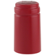 Thermoseal Wine Bottle Seals - Holiday Red - Pack of 30