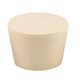 #7 1/2 Solid Rubber Stopper