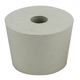 #7 Drilled Rubber Stopper - With Airlock Hole