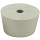 #10 Drilled Rubber Stopper - With Airlock Hole
