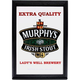 Murphy's Irish Stout Bar Mirror