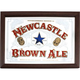 Newcastle Brown Ale Bar Mirror
